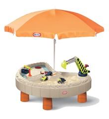 Little Tikes - Builder's Bay Sand- og vandbord