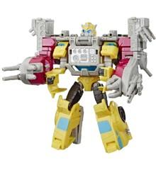 Transformers - Cyberverse Spark Armor - Bumblebee (E4329)