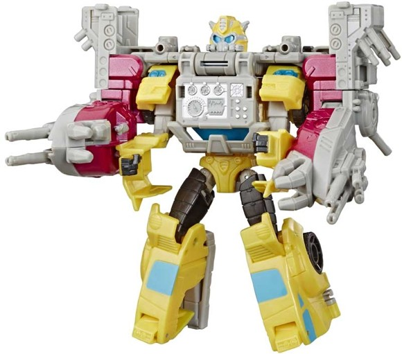 Transformers - Cyberverse Spark Armor - Bumblebee
