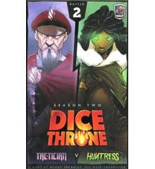 Dice Throne - Season 2 - Tactician v. Huntress Expansion (ROX603)