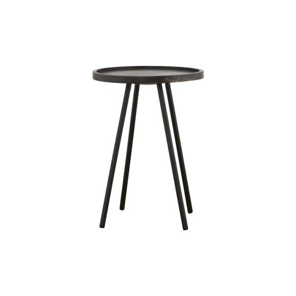 House Doctor - Juco Table Small - Black (CB0742)