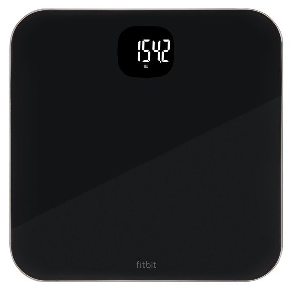 Fitbit - Aria Air Smart Scale - Black