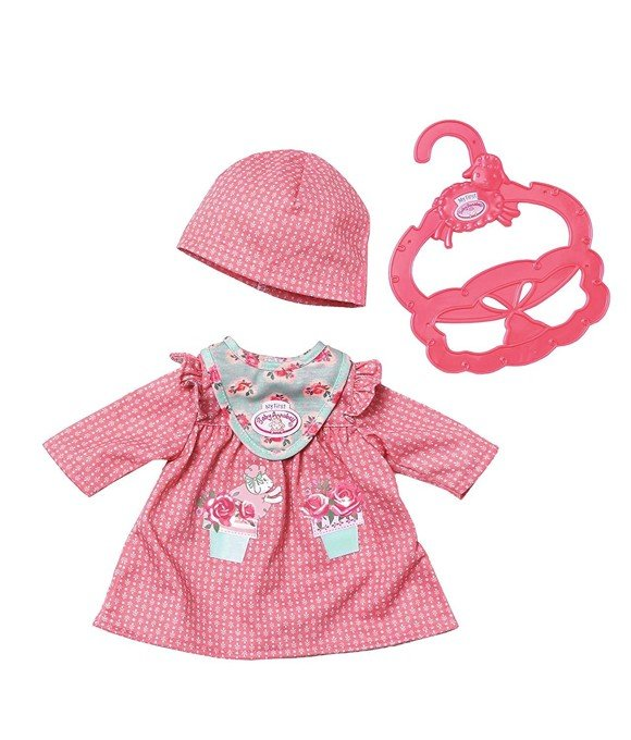 Buy My First Baby Annabell - Cozy Outfit - Pink dress (700587)