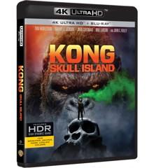 Kong: Skull Island (4K Blu-Ray)