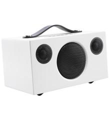 Audio Pro - Addon T3 Portable Bluetooth Speaker White