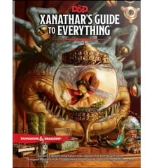 Dungeons and Dragons - Role Play - 5th Edition Xanathar's Guide to Everything (D&D)