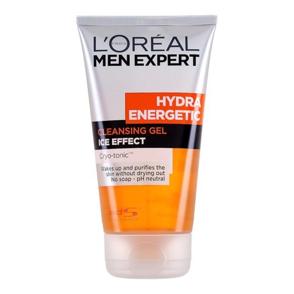 L'Oréal - Men Expert Hydra Energetic Cleansing Gel 150 ml