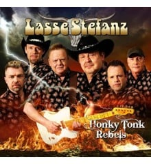 Lasse Stefanz/Hony Tonk Rebels - CD