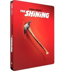 Shining, The: Limited Steelbook (Blu-ray)