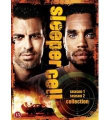 Sleeper Cell - Season 1+2 (6 disc) - DVD