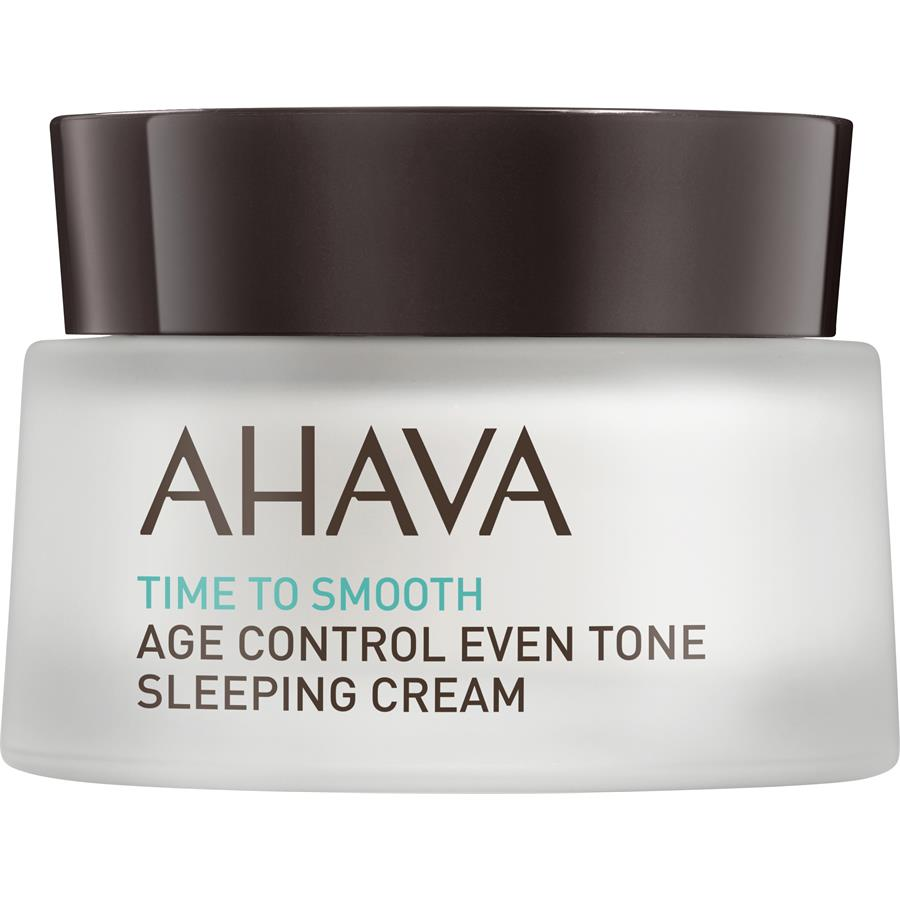 Bilde av Ahava - Age Control Even Tone Sleeping Cream 50 Ml