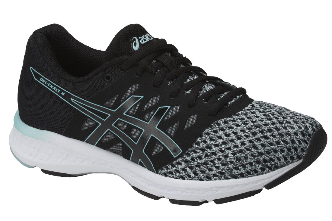Kaufe Asics Gel Exalt 4 T7E5N 9095, Womens, Black, running shoes