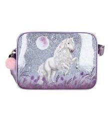 Miss Melody - Messenger Bag w/Glitter - Purple (0410771)