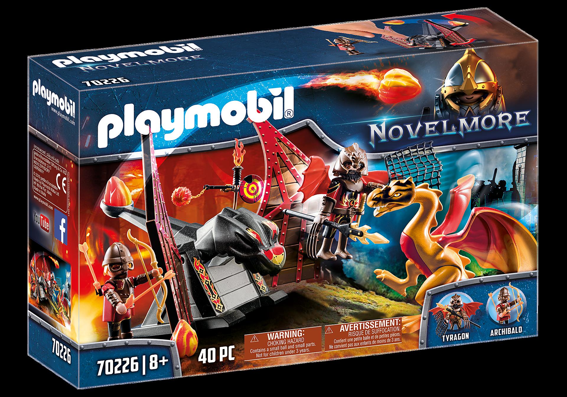Playmobil - Dragon Training (70226)