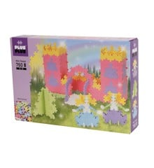 Plus Plus - Mini Pastel - Castle, 760  pc (2-625)
