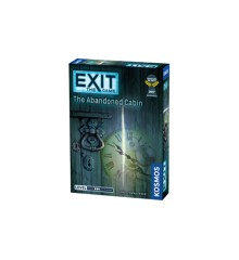 Exit: The Abandoned Cabin (English)