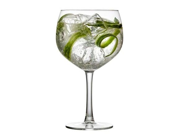 Lyngby Glas - Juvel Gin & Tonic Glas 65 cl - Set á 4 stk.