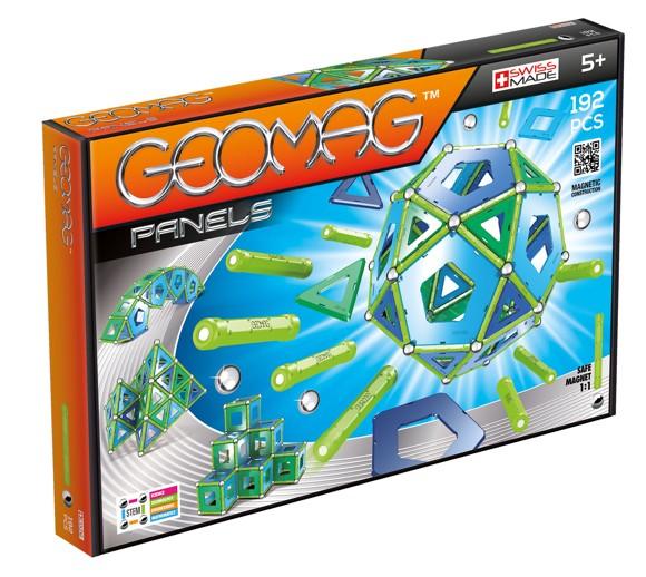 Geomag - Panels - 192 Pcs (464)