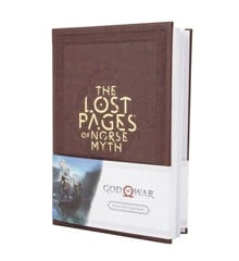 "God of War Notebook ""The Lost Pages Of Norse Myth"""