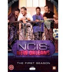 NCIS: New Orleans - Season 1 - DVD