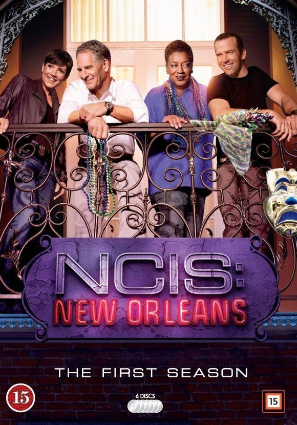 NCIS: New Orleans - Season 1 - DVD