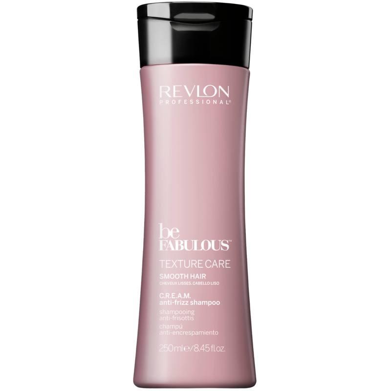 Revlon - Be Fabulous Cream Shampoo Smooth Hair 250 ml