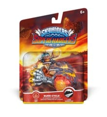 Skylanders SuperChargers - Vehicle - Burn Cycle