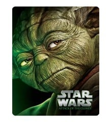 Star Wars, Episode II: Attack of the Clones - Steelbook (Blu-Ray)