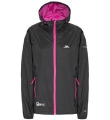 Trespass - Qikpac Female Waterproof Rain Jacket