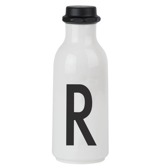 Design Letters - Personal Drinking Bottle - R
