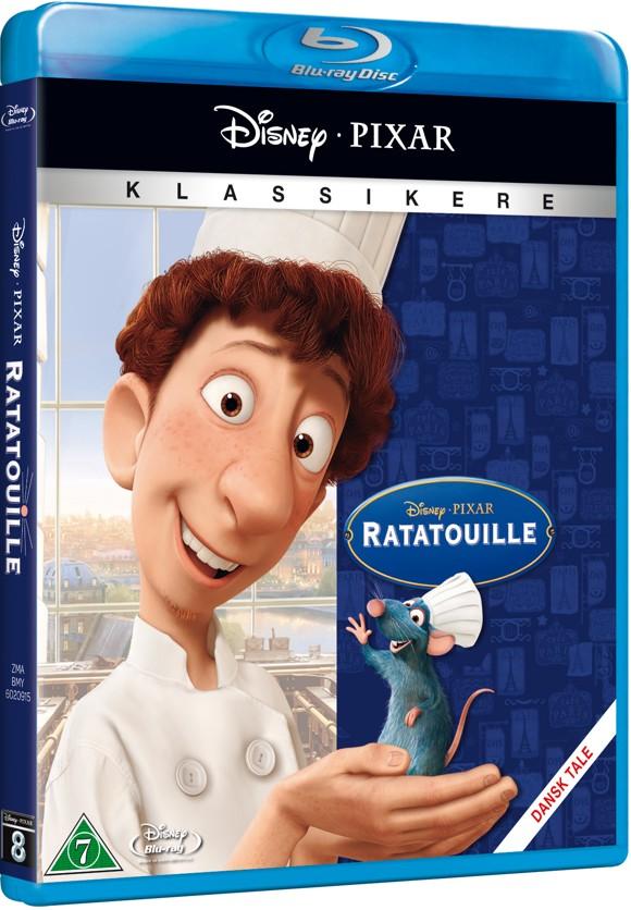 Disneys Ratatouille (Blu-Ray)