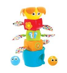 Yookidoo - Stabletårn med aktiviteter