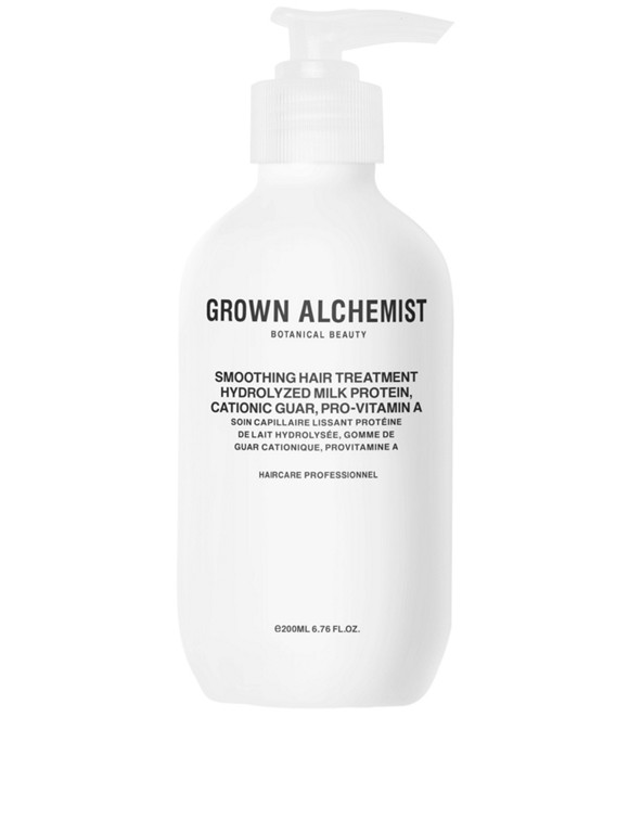 Grown Alchemist - Smoothing Hair Treatment - Hydrolised Milk Protein, Cationic Guar, Pro-Vitamin 200 ml