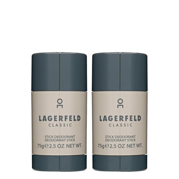Karl Lagerfeld - 2x Classic Deodorant Stick
