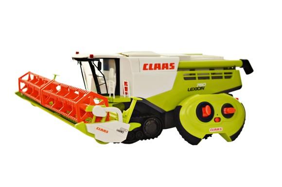 Happy People - Claas R/C Farm Harvester (34426)