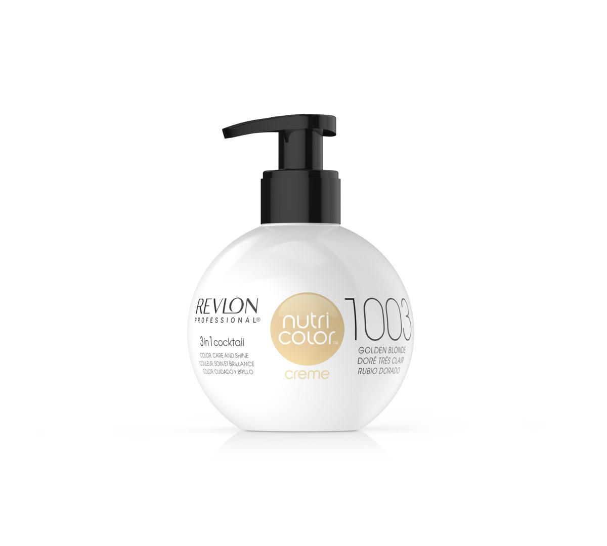 Revlon - Nutricolor Creme Bombe 1003 Pale Gold