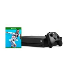 Xbox One X 1TB Console - FIFA 19 Bundle