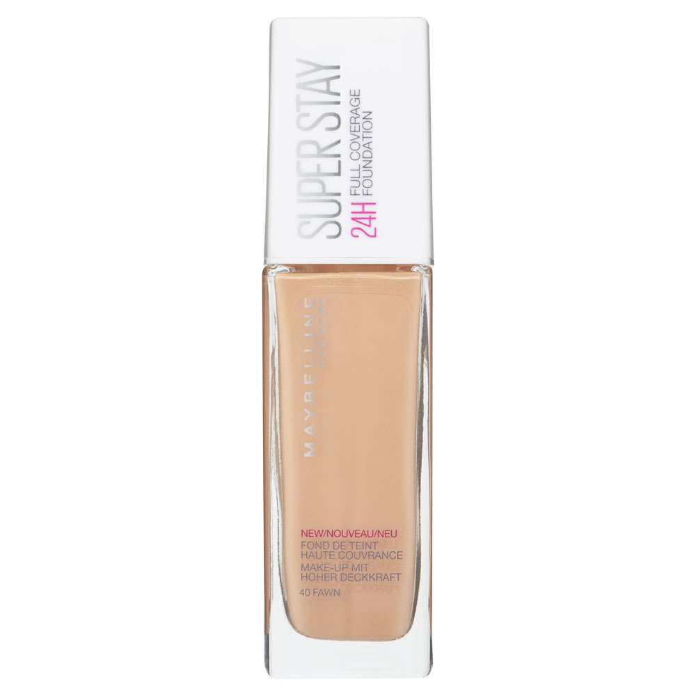 Maybelline - Superstay 24H Foundation - Fawn