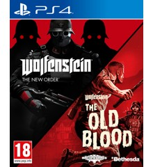 Wolfenstein Double Pack - The New Order and The Old Blood