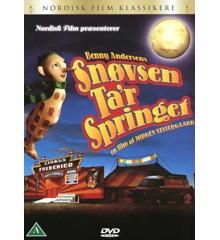 Snøvsen ta'r springet - DVD
