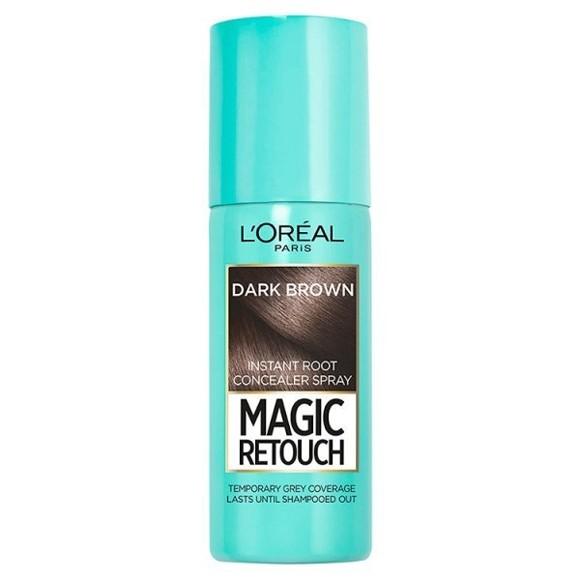 L'Oréal Paris Hair Color - Magic Retouch - Dark Brown