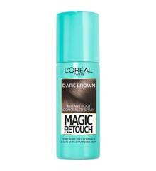 L'Oréal Paris Hair Color - Magic Retouch - Mørkebrun