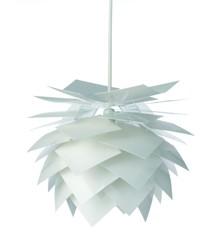 Dyberg-Larsen - Pineapple Lampe Mellem - Hvid