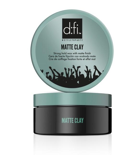 d:fi - Matte Clay 75g