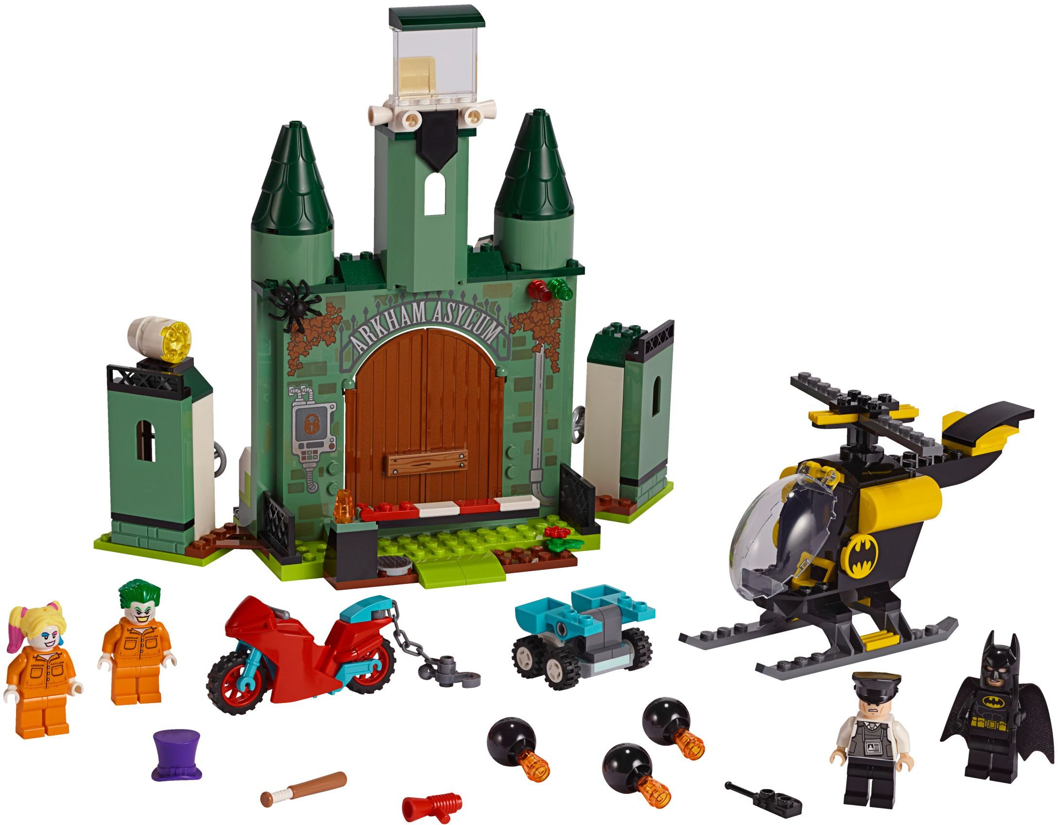LEGO Super Heroes - Batman and The Joker Escape (76138)