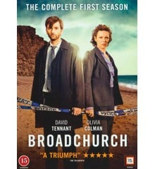 Broadchurch: Season 1 (3-disc) - DVD