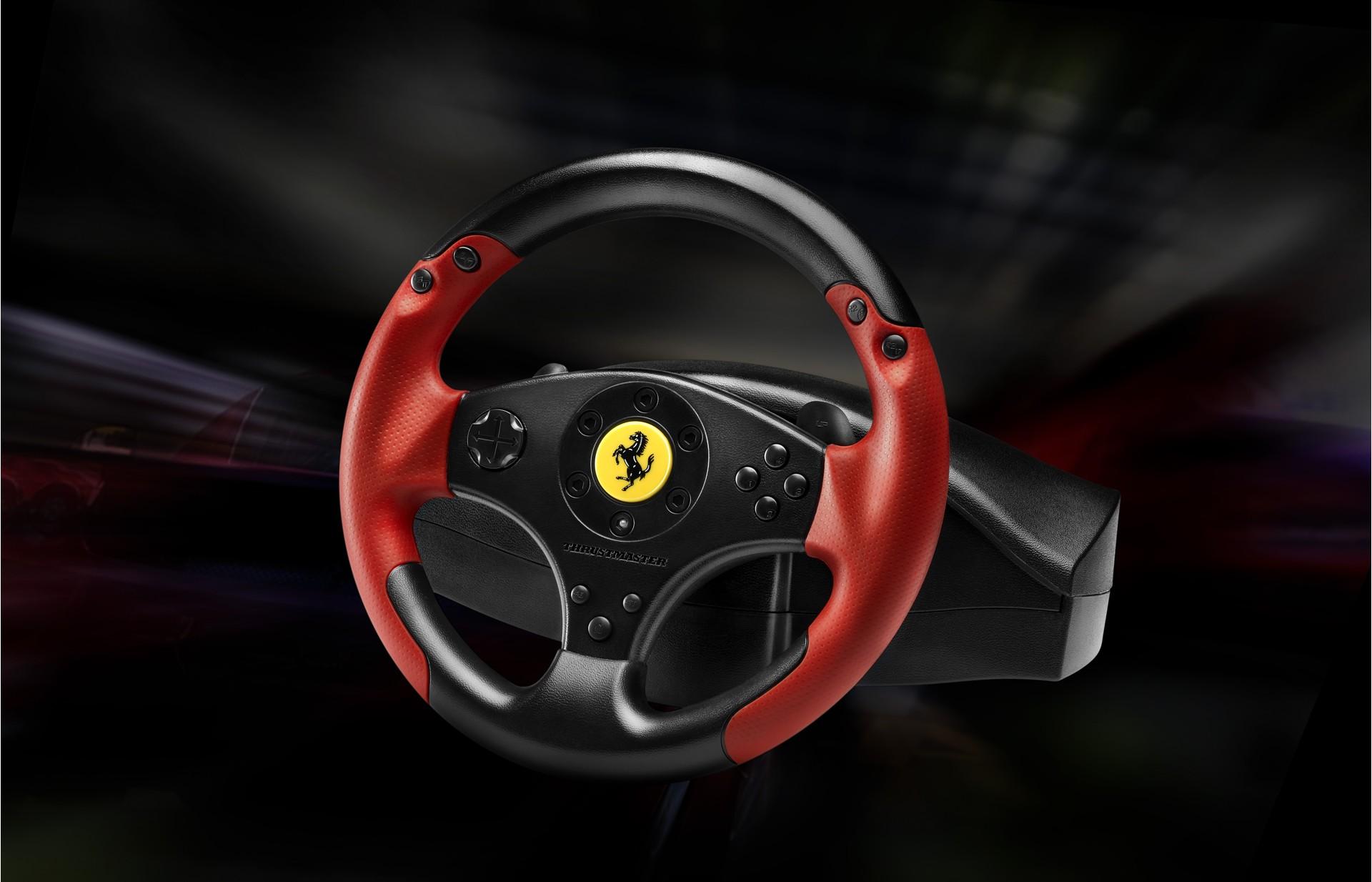 Kaufe Thrustmaster Ferrari Racing Wheel Red Legend Edition