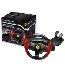 Thrustmaster - Ferrari Racing Wheel - Red Legend Edition