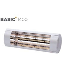 Solamagic - 1400 BASIC+ Patio Heater - Titanium