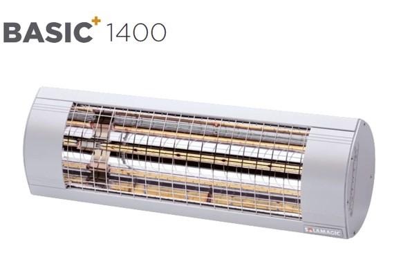 Solamagic - 1400 BASIC+ Patio Heater - Titanium